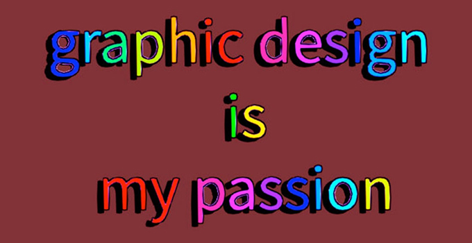 design is my passion