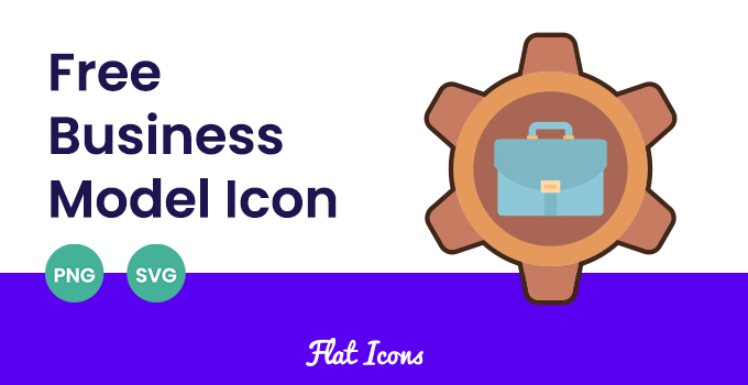 free business model icon