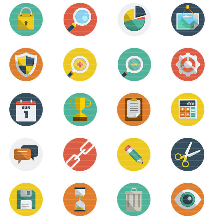 Web / Miscellaneous Icons