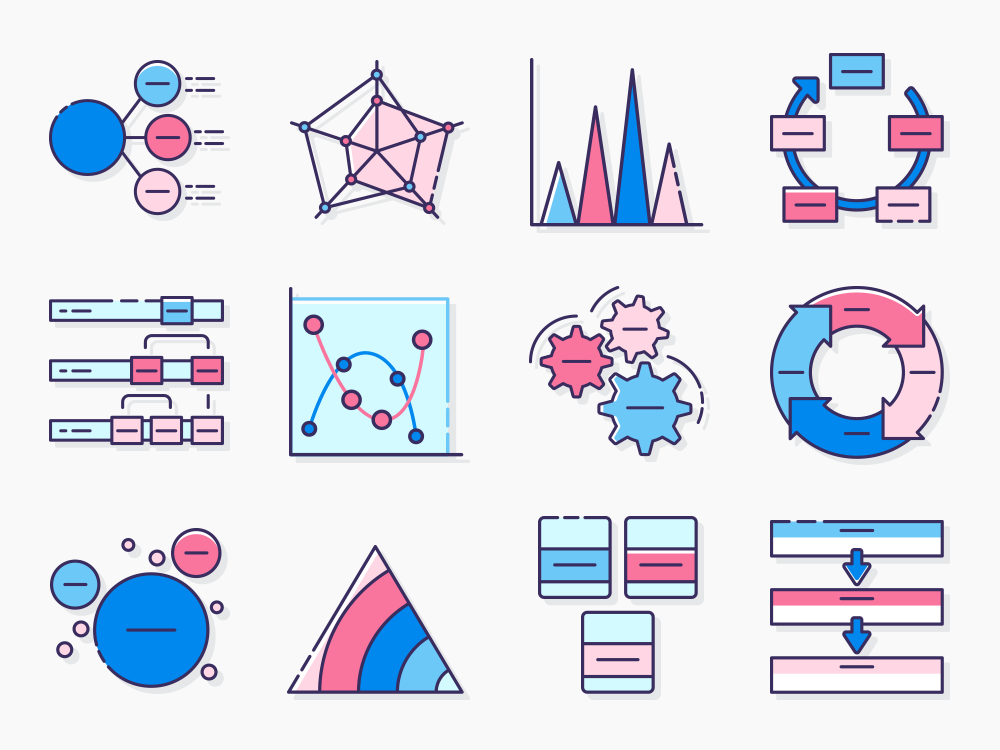 Infographic Icons Featured