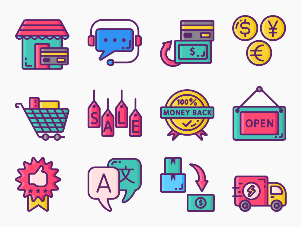 Web Store Icons Featured