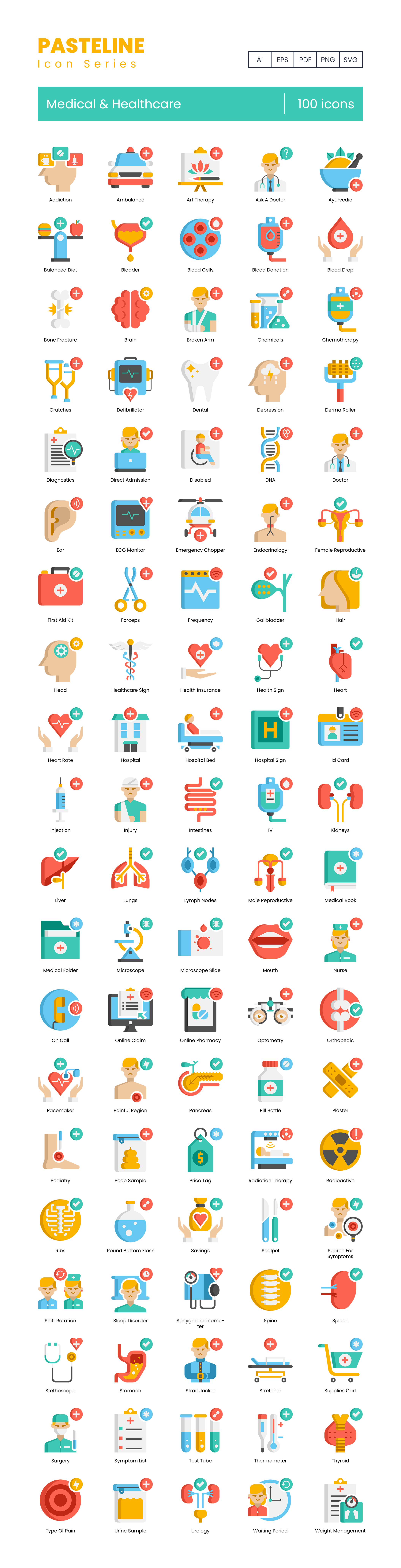 medical-healthcare-icons