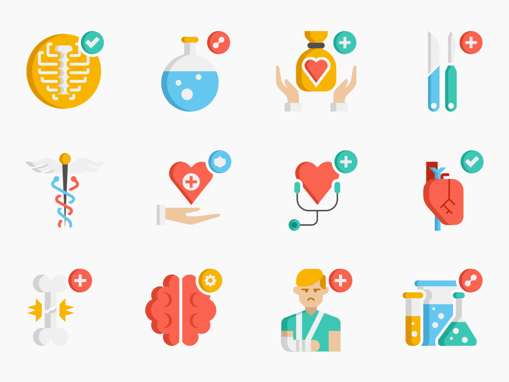 medical-healthcare-vector-icons