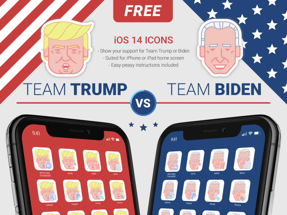 Featured Image-Trump vs Biden