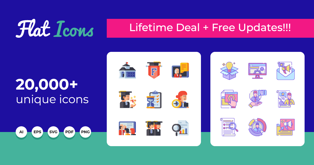 Lifetime deal Product Page
