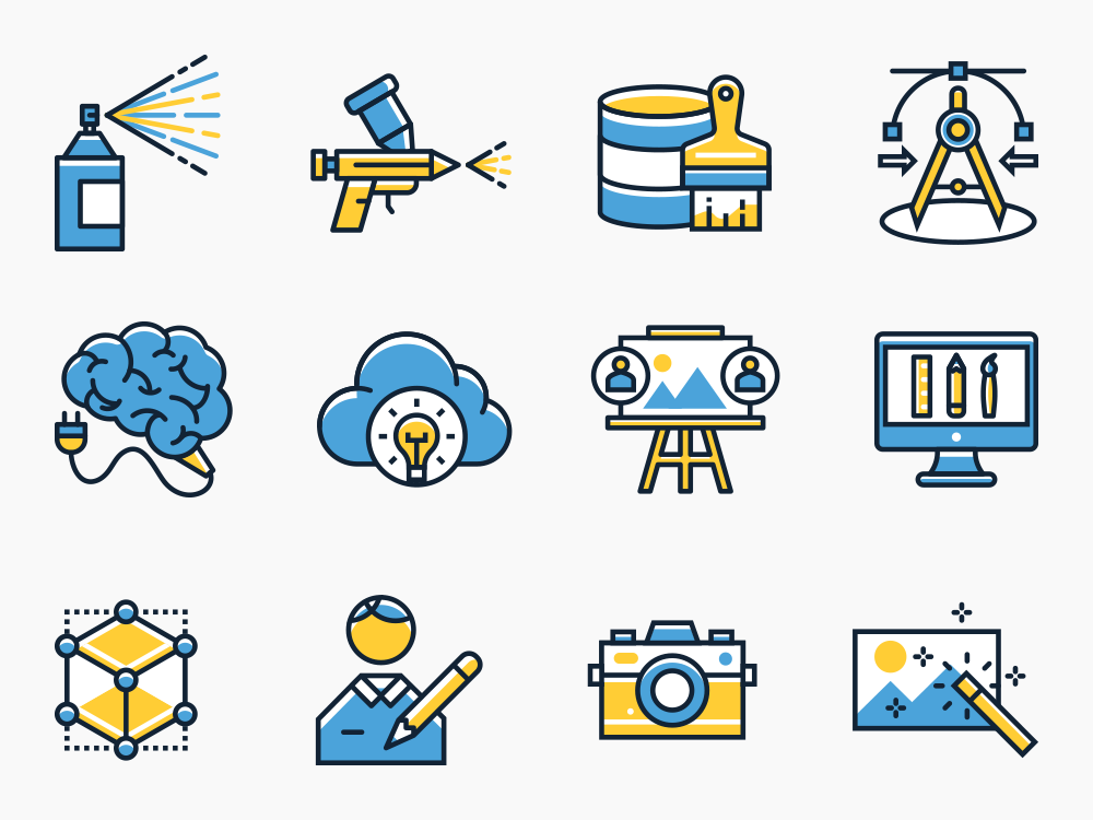 Design Icon Set Featured Image
