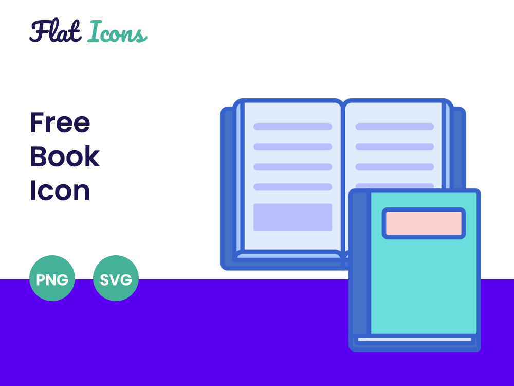 Free Book Icon Featured Image