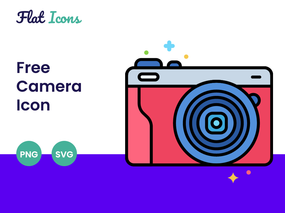 Free Camera Icon Featured Image