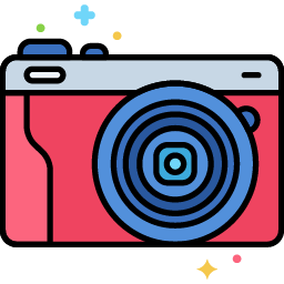 Camera Icon in PNG Format