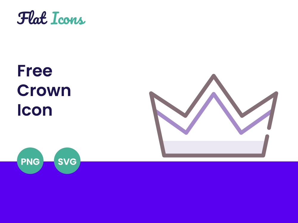 Free Crown Icon Featured Image
