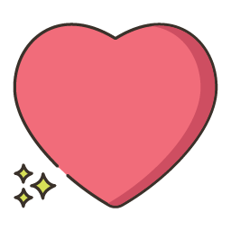 Heart Icon in PNG Format
