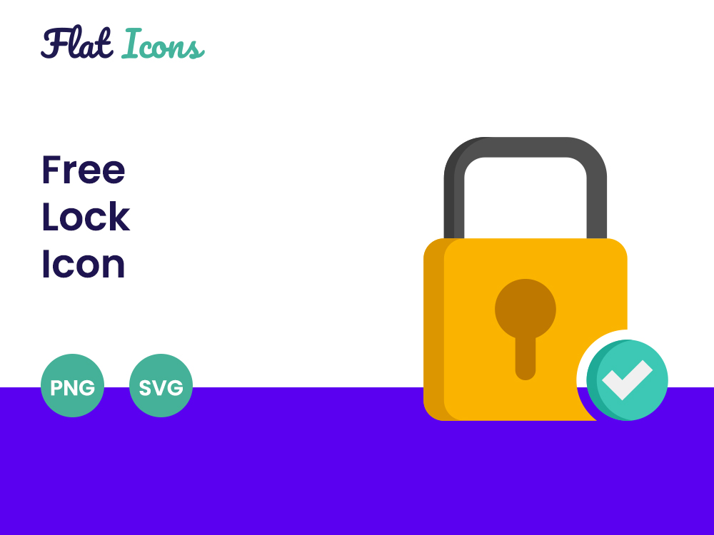 Free Lock Icon Featured Image
