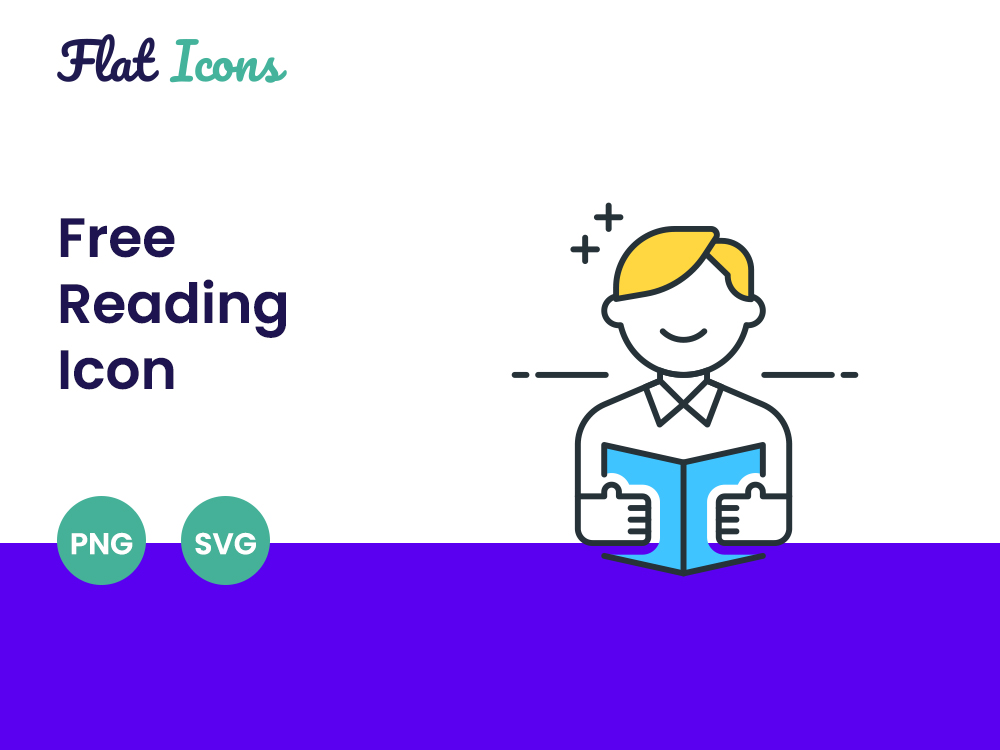 Free Reading Icon Featured Image