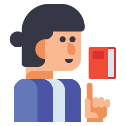Teacher Icon in PNG Format