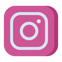 Instagram Icon Aesthetic Free Pink PNG SVG